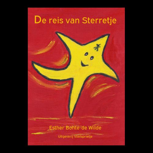 De reis van Sterretje - ISBN 9789082421408