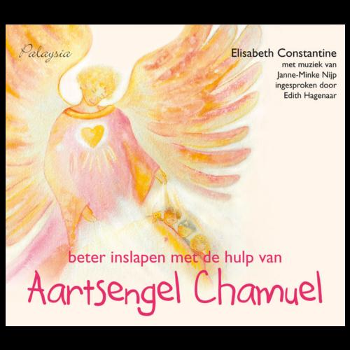Meditatie CD beter inslapen met Aartsengel Chamuel