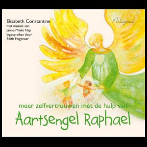 Meditatie CD meer zelfvertrouwen met Aartsengel Raphael