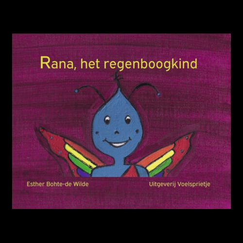 Rana het regenboogkind - ISBN 9789082421422