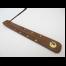 Wierookhouder traditioneel houten sleetje / plankje
