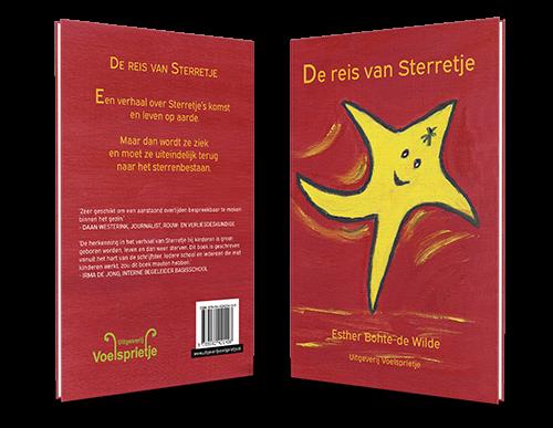 De reis van Sterretje ISBN 9789082421408 Esther Bohte