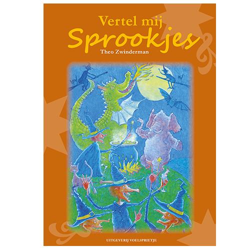 Vertel mij Sprookjes - ISBN 9789082421415