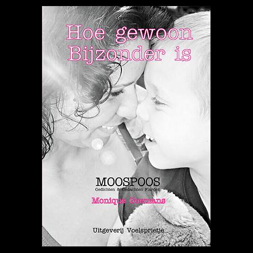 product Hoe gewoon Bijzonder is gedichtenbundel ISBN 9789090301501